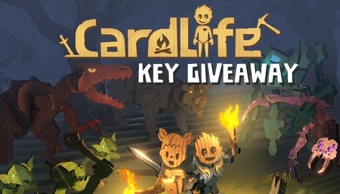 CardLife Steam Key Sweepstakes!