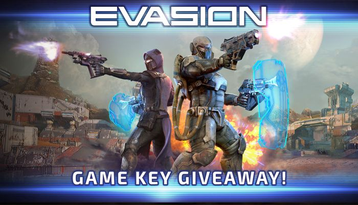 Evasion Steam Key Sweepstakes!