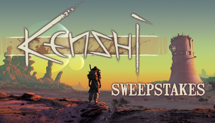 Kenshi Steam Key Sweepstakes!