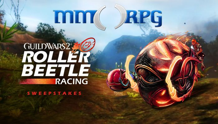 GW2 Roller Beetle Racing Razer Nari Headset Sweepstakes! (US ONLY)