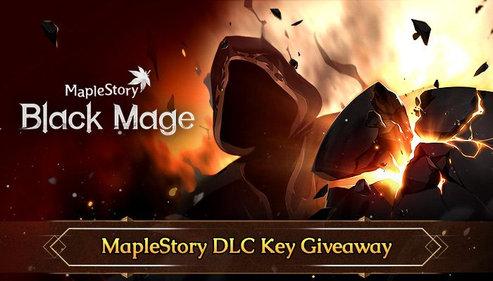 MapleStory Black Mage DLC Sweepstakes! - MapleStory Sweepstakes