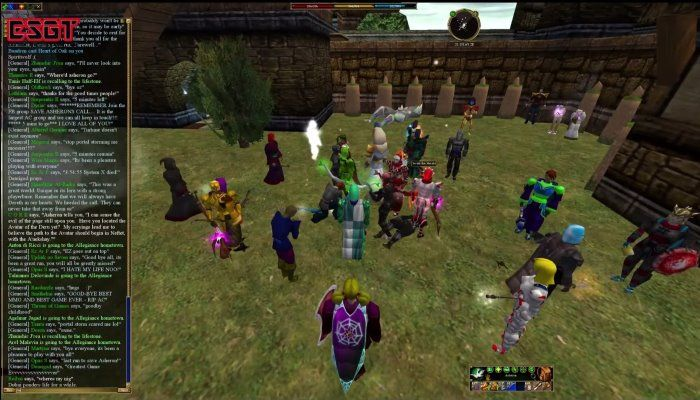 The Last Moments of Asheron's Call - Asheron's Call News