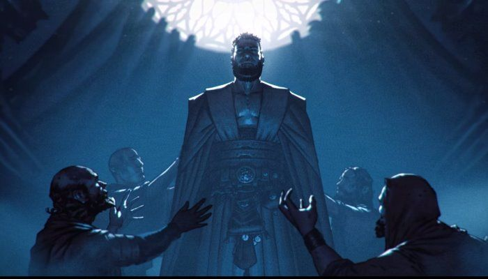The Story of a Changing God - Torment: Tides of Numenera News