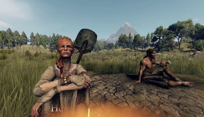 how to build personal claim life is feudal mmo