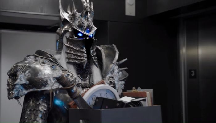 The Lich King at Blizzard, Part 2 - Arthas & Workplace FUN - Hearthstone News
