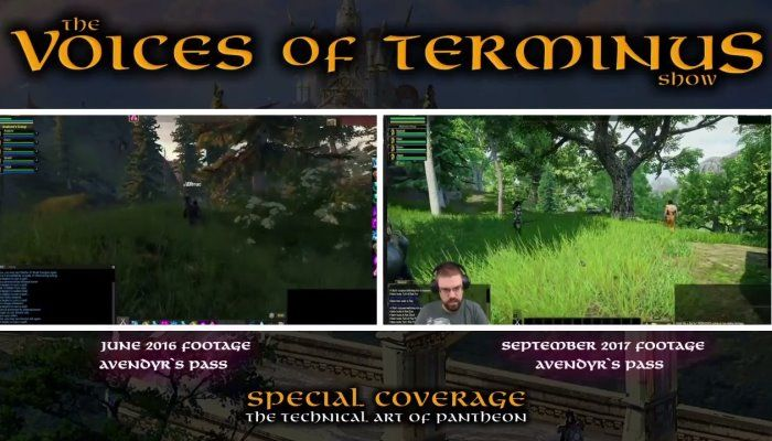 Voices of the Terminus Takes a Look At 'Then & Now' - Pantheon: Rise of the Fallen News