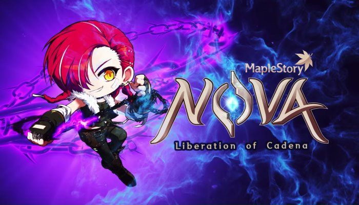 Nova: Liberation of Cadena Trailer - MapleStory News