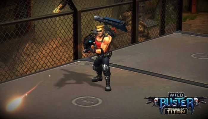 Wild Buster: Heroes of Titan - Hero Highlights: Duke Nukem