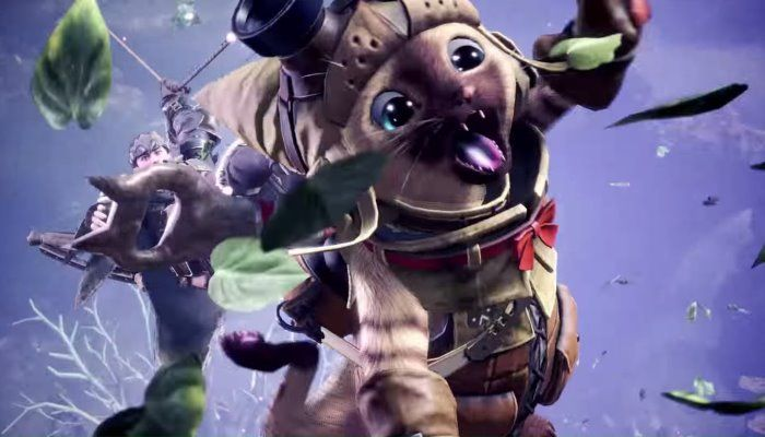 Monster Hunter: World  - Everyone Needs a PURRfect Palico Partner