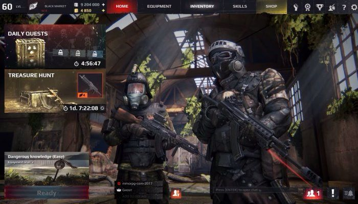 PVE Play Through with Dev Chat/Gameplay Event Replay - Survarium News