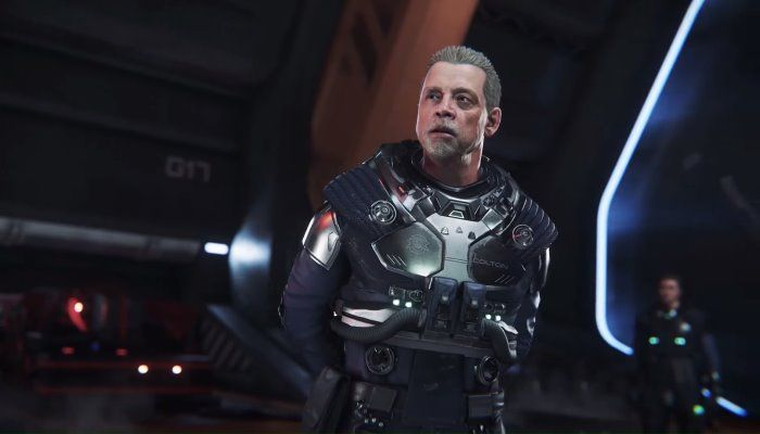 Squadron 42: See Mark Hamill in Action in Nifty New In-Game Video - Star Citizen News