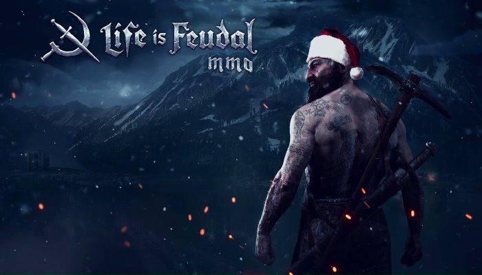 Festive Feudal Fetes Include Building Snowmen & More - MMORPG.com
