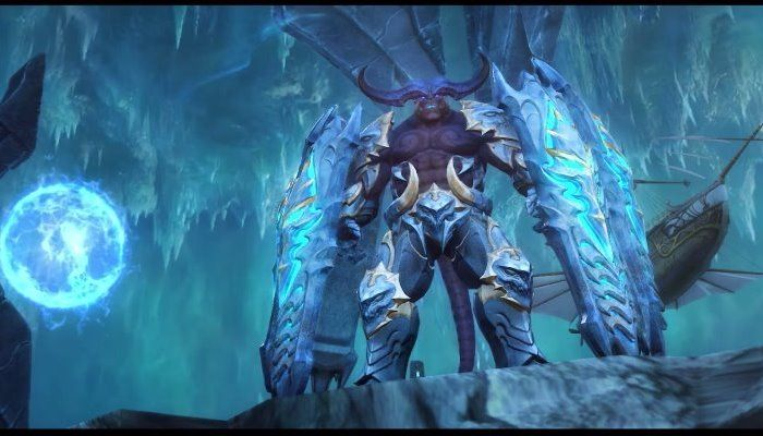 Heart of Frost Patch Preview, Ready to Go on January 10th - Aion News