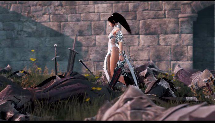 Lahn Awakening Arrives in Korean Version - MMORPG com