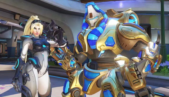 Blizzard World Arrives with Piles of New Skins & Much More - Overwatch Videos