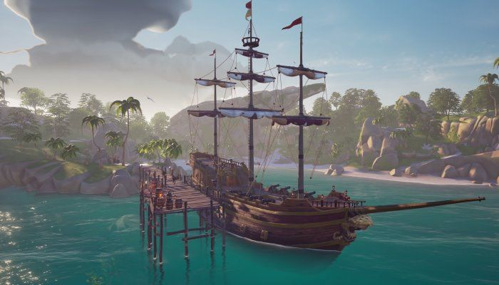 Official Launch Trailer (Again) + Sean Astin Hosts the Museum of More Pirate  - Sea of Thieves Videos