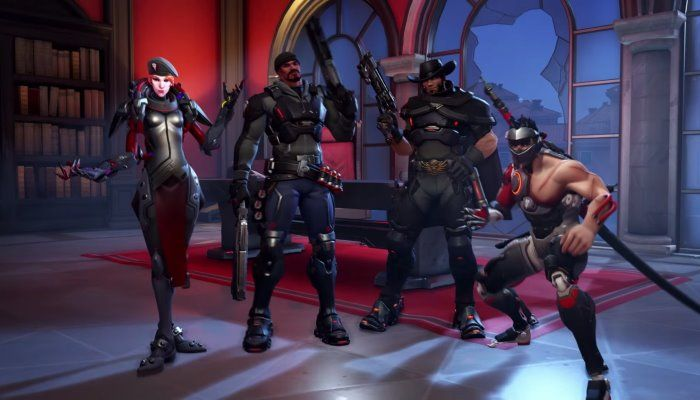Retribution is a New Blackwatch-Themed Limited Time Event - Overwatch News