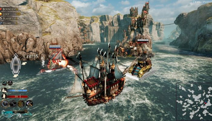Ahoy, Me Hearties! Maelstrom Sets Sail Into Early Access - Maelstrom News