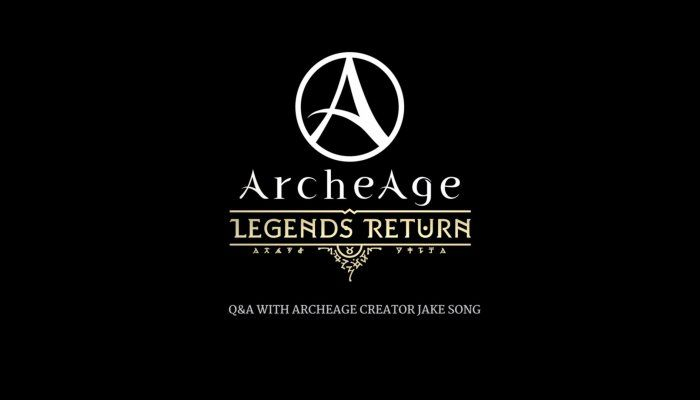 Interview with ArcheAge Creator Jake Song - ArcheAge News
