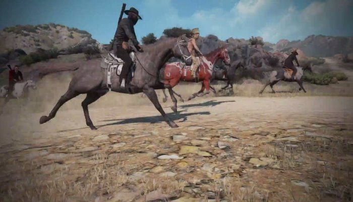 Rootin' Tootin' Trailer Celebrates WWO's Exit from Early Access - Wild West Online News