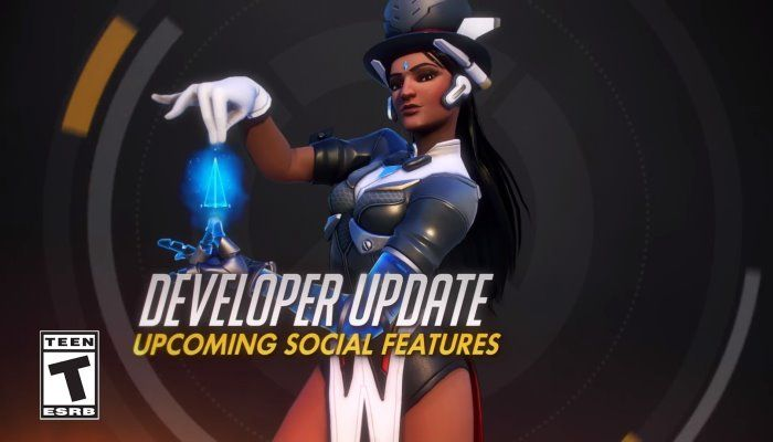 Overwatch - Upcoming Social Features Include LFG, Private Profiles & More