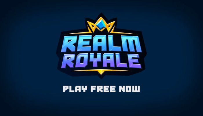 - Realm Royale Arrives on Steam Early Access & Everyone's Welcome