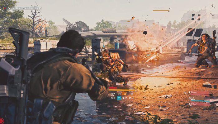 MMORPG com : General : Tom Clancy's The Division 2: E3 2018