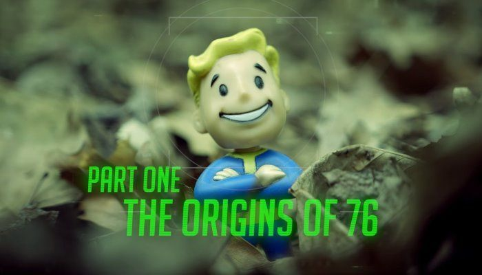 Fallout 76 - The Making of Fallout 76 - An In Depth Look Inside the Studio