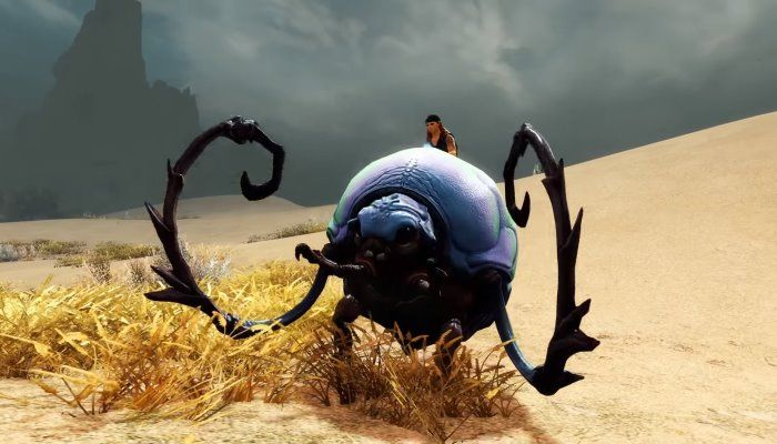 Guild Wars 2 - Roller Beetle Design Behind the Scenes