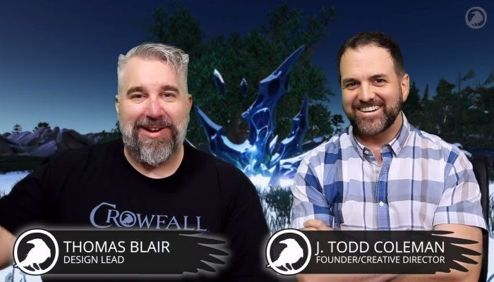 ACE Q&A for July - New Monsters, Procedural World Generation & More - Crowfall News