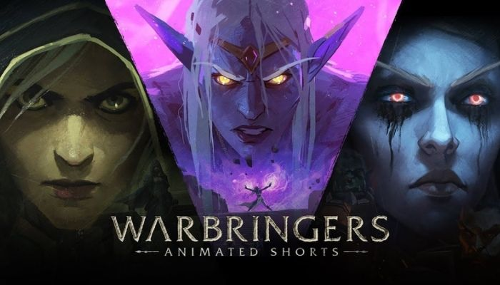Warbringers Animated Shorts Are Coming Ahead of Battle for Azeroth - World of Warcraft Videos