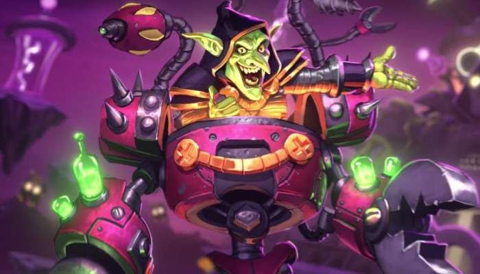 Hearthstone - The Boomsday Project Card Reveal Livestream Replay