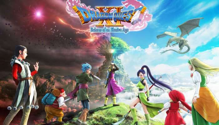 - RPG Fans - Dragon Quest XI - Meet the Cast of Characters Trailer