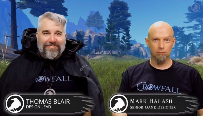 Crowfall - ACE Q&A for August - Battlements, Vendors & Why Critters Drop Coins