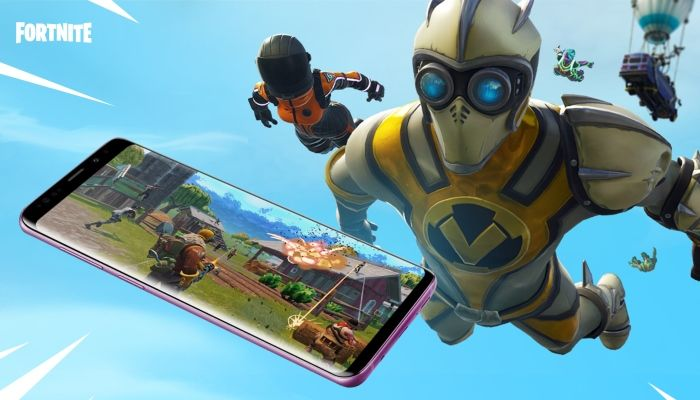 Samsung Galaxy Exclusive Beta Event Begins - Fortnite News