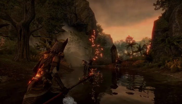 Elder Scrolls Online - Wolfhunter Official Trailer Paves the Way for August 13th Release