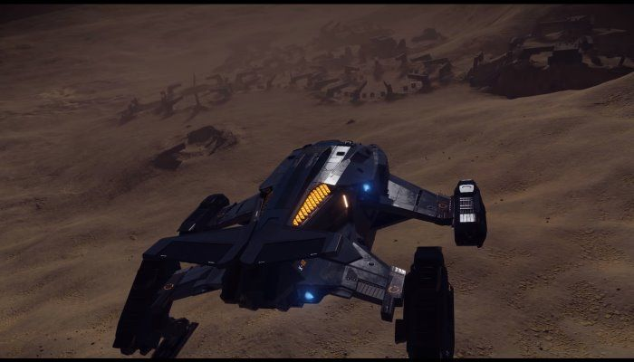 Elite Dangerous: Beyond - Chapter Three Comes in for a Landing - Elite: Dangerous News