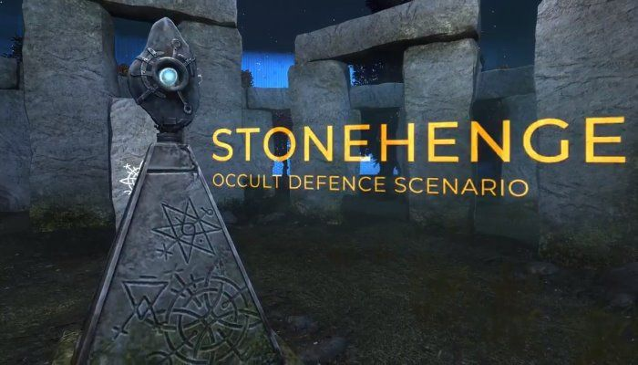 Secret World Legends - Stonehenge Occult Defense Scenario - Secret World Legends News
