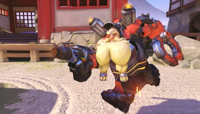 Overwatch's Jeff Kaplan on Torbjorn's Overhaul & Hero Updates