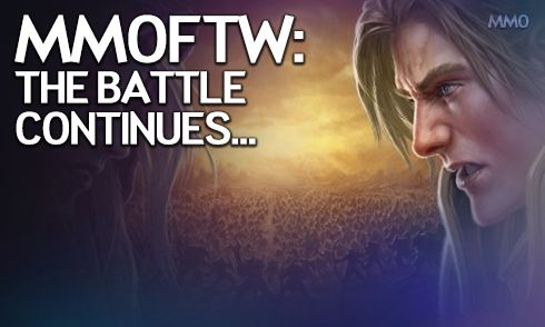 MMOFTW - The Battle for Azeroth Continues...