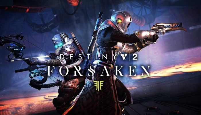 Destiny 2: Forsaken Chatter with Dame & Matt