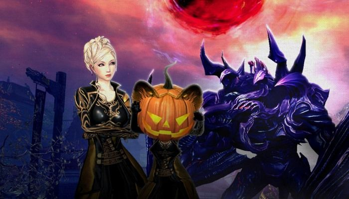 Blade & Soul: Blade & Ghoul Patch Preview - Blade & Soul News