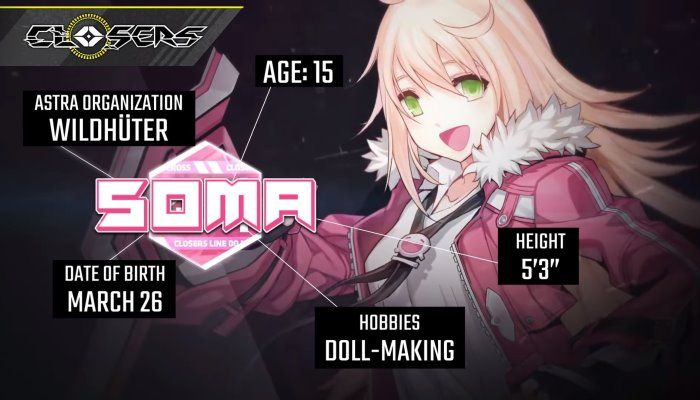 Soma Joins the Fray in Closers - Closers News