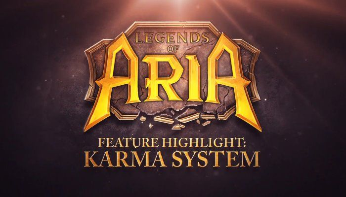 Legends of Aria: Feature Highlight - The Karma System - Legends of Aria News