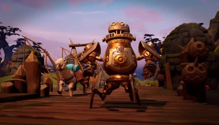 Torchlight Frontiers Forged Class Reveal Trailer