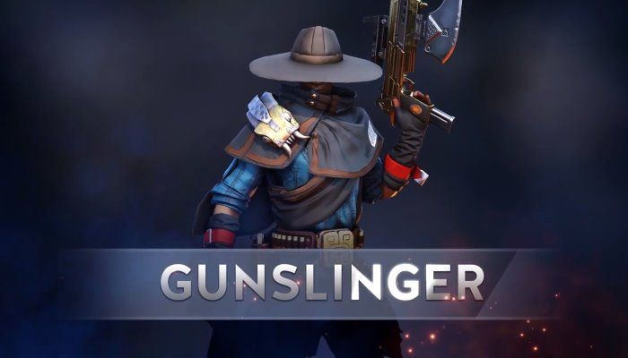 Breach Class Reveal - The Gunslinger