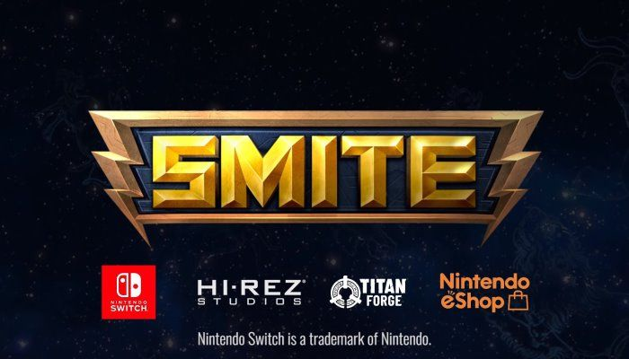 SMITE Coming to Nintendo Switch in January 2019 - SMITE Videos