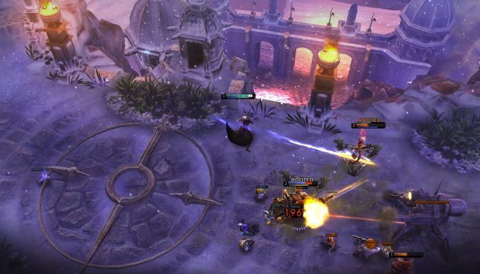 Vainglory Enters Alpha on PC and Mac, Full Cross-Platform Support Included - Vainglory News