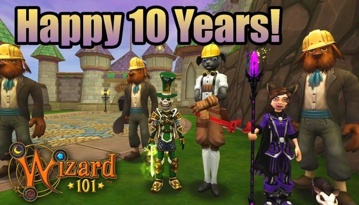 Wizard101 10th Anniversary ~ Part 4, The Community - Wizard101 News
