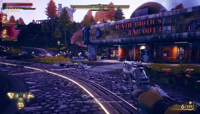Check Out 14 Minutes of Outer Worlds Gameplay - The Outer Worlds Videos